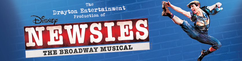 Disney's Newsies at St. Jacobs Country Playhouse