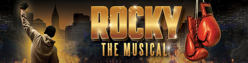 Rocky: The Musical at Hamilton Family Theatre Cambridge