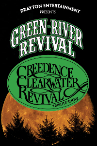 Green River Revival a Creedence Clearwater Revival Tribute Poster