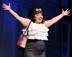 Stephanie Pitsiladis as Tracy Turnblad