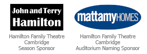 John & Terry Hamilton and Mattamy Homes logos