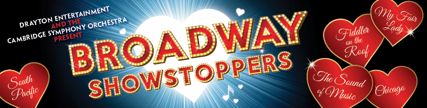 CSO: Broadway Showstoppers
