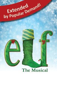ELF: The Musical extended by popular demand