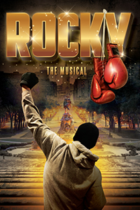 Rocky: The Musical Poster