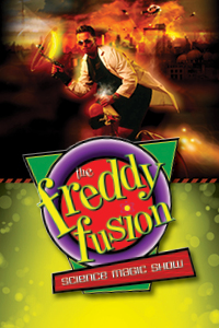 The Freddy Fusion Science Magic Show