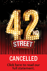 42nd Street cancelled