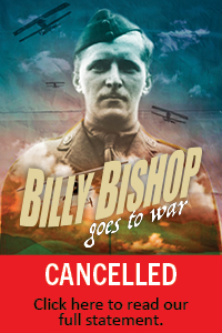 Billy Bishop Goes to War