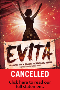 Evita Cancelled