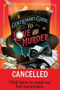 A Gentleman's Guide to Love & Murder Cancelled