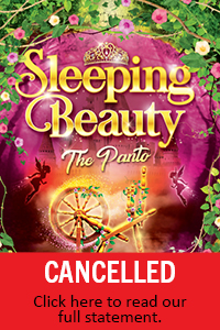 Sleeping Beauty: The Panto Cancelled