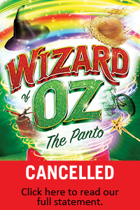 Wizard of Oz: The Panto Cancelled