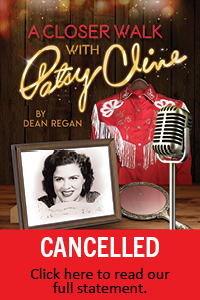 A Closer Walk with Patsy Cline Cancelled