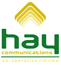 HAY Communications Logo