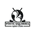 White Squirrel Golf Club Logo